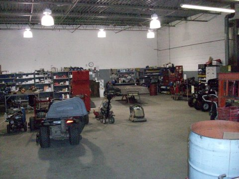 Complete small engine repair for Small motor repair shop